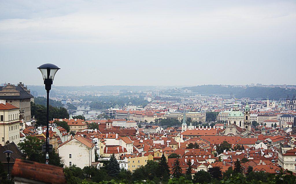 Prague, 2017